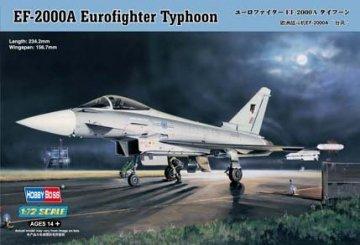 EF-2000A Eurofighter Typhoon · HBO 80264 ·  HobbyBoss · 1:72