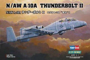 N/AW A-10A  THUNDERBOLT II · HBO 80267 ·  HobbyBoss · 1:72