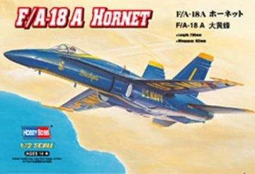 F/A-18A HORNET · HBO 80268 ·  HobbyBoss · 1:72