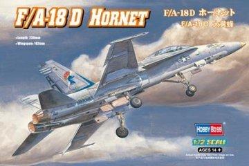 F/A-18D HORNET · HBO 80269 ·  HobbyBoss · 1:72