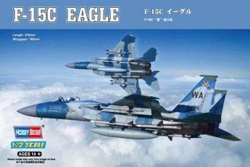 F-15C Eagle · HBO 80270 ·  HobbyBoss · 1:72