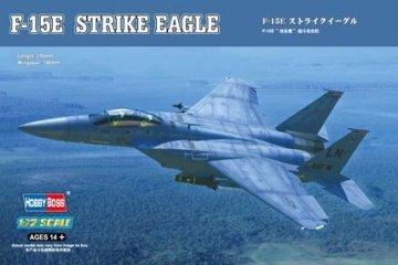 F-15E Strike Eagle · HBO 80271 ·  HobbyBoss · 1:72