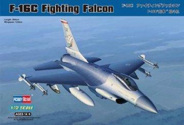 F-16C Fighting Falcon · HBO 80274 ·  HobbyBoss · 1:72