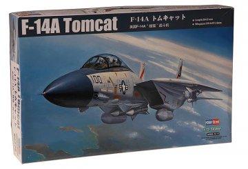 F-14A Tomcat · HBO 80276 ·  HobbyBoss · 1:72