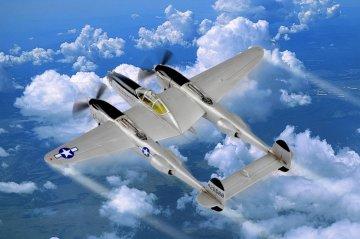 P-38L-5-L0 Lightning · HBO 80284 ·  HobbyBoss · 1:72