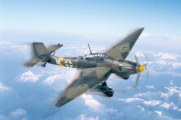 Junkers Ju 87 G-1 Stuka · HBO 80287 ·  HobbyBoss · 1:72