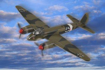 Junkers Ju 88 Fighter · HBO 80297 ·  HobbyBoss · 1:72