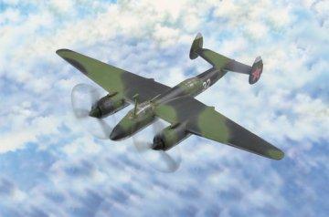 Soviet Tu-2 Bomber · HBO 80298 ·  HobbyBoss · 1:72