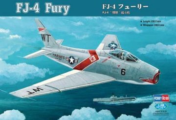 FJ-4 Fury · HBO 80312 ·  HobbyBoss · 1:48
