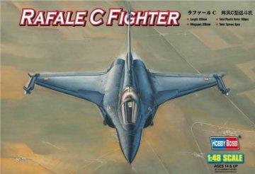 France  Rafale C Fighter · HBO 80318 ·  HobbyBoss · 1:48