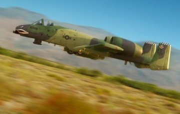 A-10 Thunderbolt II · HBO 80323 ·  HobbyBoss · 1:48