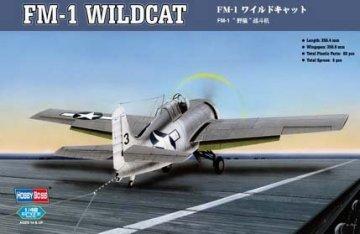 FM-1 Wildcat · HBO 80329 ·  HobbyBoss · 1:48