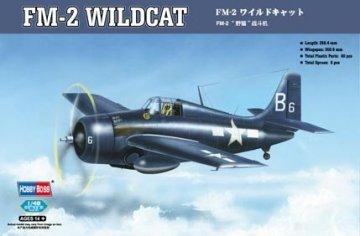 FM-2 Wildcat · HBO 80330 ·  HobbyBoss · 1:48