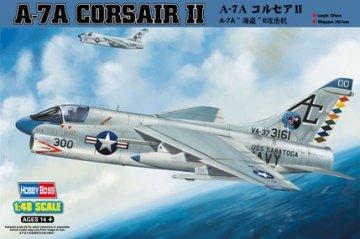 A-7A Corsair II · HBO 80342 ·  HobbyBoss · 1:48