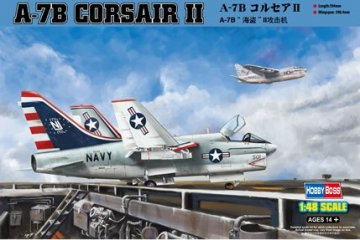 A-7B Corsair II · HBO 80343 ·  HobbyBoss · 1:48