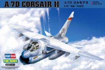A-7D Corsair II · HBO 80344 ·  HobbyBoss · 1:48