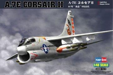 A-7E Corsair II · HBO 80345 ·  HobbyBoss · 1:48