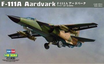 F-111A Aardvark · HBO 80348 ·  HobbyBoss · 1:48