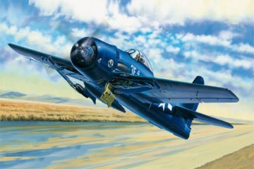 F8F-1 Bearcat · HBO 80356 ·  HobbyBoss · 1:48