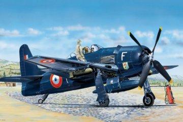 F8F-1B Bearcat · HBO 80357 ·  HobbyBoss · 1:48