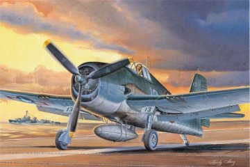F6F-3 Hellcat Late Version · HBO 80359 ·  HobbyBoss · 1:48