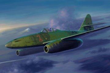 Messerschmitt Me 262 A-1a · HBO 80369 ·  HobbyBoss · 1:48