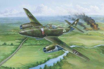 Messerschmitt Me 262 A-1a/U1 · HBO 80370 ·  HobbyBoss · 1:48