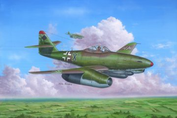 Me 262 A-2a · HBO 80376 ·  HobbyBoss · 1:48