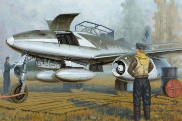 Messerschmitt Me 262 B-1a · HBO 80378 ·  HobbyBoss · 1:48