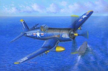 F4U-5 Corsair · HBO 80389 ·  HobbyBoss · 1:48