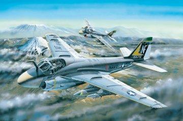 A-6A Intruder · HBO 81708 ·  HobbyBoss · 1:48