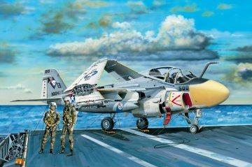A-6E Intruder · HBO 81709 ·  HobbyBoss · 1:48