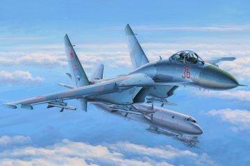 Su-27 Flanker Early · HBO 81712 ·  HobbyBoss · 1:48