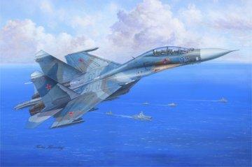 Su-27 UB Flanker C · HBO 81713 ·  HobbyBoss · 1:48