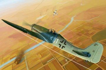 Focke-Wulf Fw 190 D-11 · HBO 81718 ·  HobbyBoss · 1:48