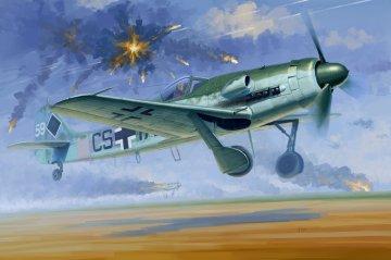 Focke-Wulf FW 190D-12 · HBO 81719 ·  HobbyBoss · 1:48