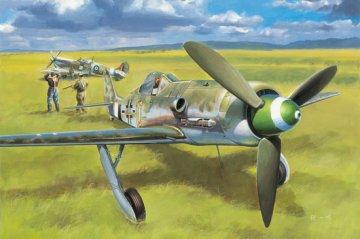 Focke-Wulf FW 190 D-13 · HBO 81721 ·  HobbyBoss · 1:48