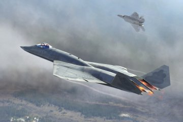 US YF-23 Prototype · HBO 81722 ·  HobbyBoss · 1:48