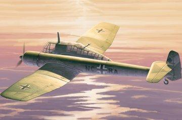 German BV-141 · HBO 81728 ·  HobbyBoss · 1:48