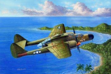 US P-61A Black Widow · HBO 81730 ·  HobbyBoss · 1:48