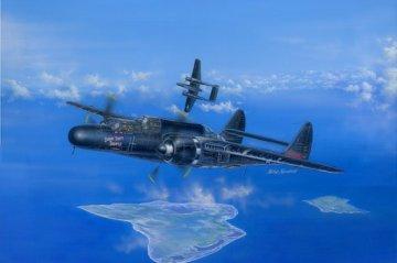 US P-61B Black Widow · HBO 81731 ·  HobbyBoss · 1:48