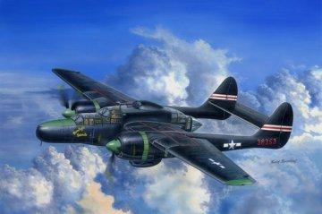 US P-61C Black Widow · HBO 81732 ·  HobbyBoss · 1:48