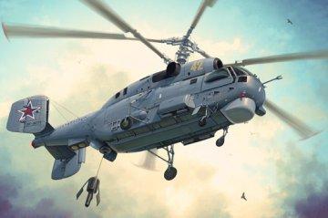 Russian Ka-27 Helix · HBO 81739 ·  HobbyBoss · 1:48