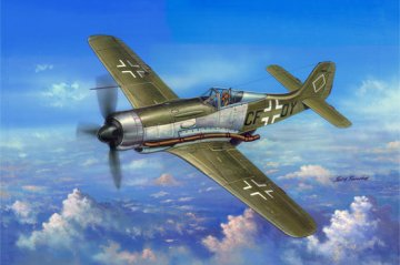 Focke-Wulf FW 190 V18 · HBO 81747 ·  HobbyBoss · 1:48