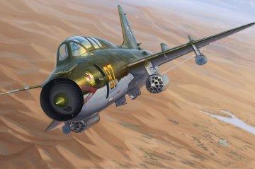 Su-17 UM3 Fitter-G · HBO 81759 ·  HobbyBoss · 1:48