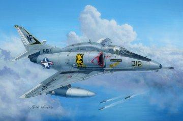 A-4F Sky Hawk · HBO 81765 ·  HobbyBoss · 1:48