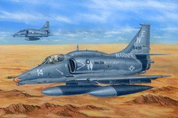 A-4M Sky Hawk · HBO 81766 ·  HobbyBoss · 1:48