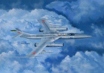 Russian Yak-28P Firebar · HBO 81767 ·  HobbyBoss · 1:48