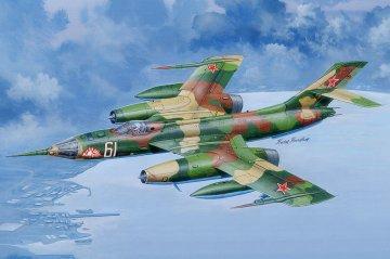 Russian Yak-28PP Brewer-E · HBO 81768 ·  HobbyBoss · 1:48