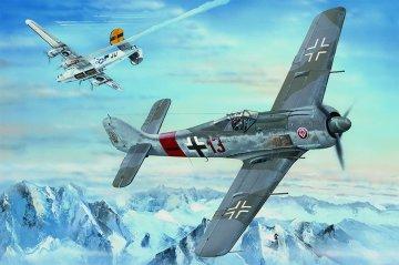 Focke-Wulf FW 190A-8 · HBO 81803 ·  HobbyBoss · 1:18